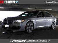 2013 BMW 7 Series 750Li Sedan Our Location is: Crevier