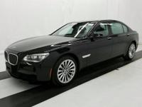 AWD, Black w/Nappa Leather Upholstery, and **CLEAN