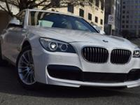 This BMW Alpina B7 is ready to roll today and is the