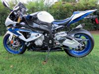 I have a pampered 2013 BMW HP4-Competition model