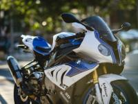 2013 BMW HP4 Competition   -9400 miles -Pirelli Diablo