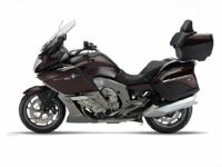 Make:BMWYear:2013Condition:New K1600GTL When luxury is