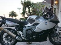 ,,,..2013 BMW K1300S7630 Miles Factory options include: