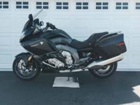 This 2013 BMW K1600 GT is like new and in excellent