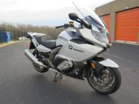 For sale 2013 BMW K1600GT. This bike is adult ridden,
