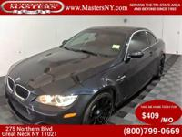 This Powerful Black 2013 BMW M3 ConvertibleComes