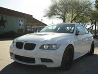 6-Speed manual DINAN Performance M3. Dinan updates