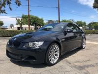 2013 BMW M3 coupe, manual transmission, competition