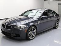 2013 BMW M5 with Executive Package,Driver Assistance