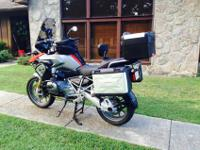2013 BMW R1200GS Liquid CooledYear: 2013Make: BMWModel: