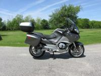2013 BMW R1200RT Beautiful, like new condition. Heated