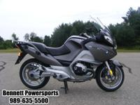 For Sale 2013 BMW R1200RT, BMW defines the ultimate
