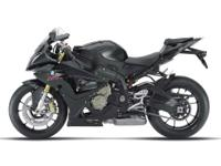 2013 BMW S 1000 RR S1000RR When we build a superbike we