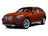 2013 BMW X1 xDrive35i. CARFAX One-Owner. 27/18