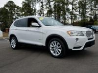 Check out this gently-used 2013 BMW X3 we recently got