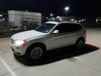 We are excited to offer this 2013 BMW X3. This vehicle
