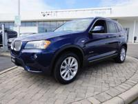 Reward yourself with our 2013 BMW Certified X3