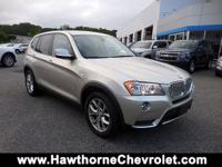 2013 BMW X3 xDrive35i AWD SUV presented in Sparkling