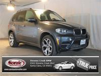 Non-smoker! One Owner! Clean CARFAX! This 2013 BMW x5