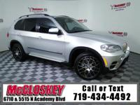 Powerful and luxurious 2013 BMW X35d w/ Xdrive, 3.0L I6