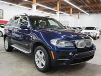This 2013 BMW X5 4dr X5 xDrive35d features a 3.0L