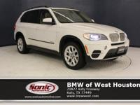 This Pre-Owned 2013 BMW X5 xDrive35d is a One Owner