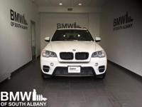 2013 BMW X5 xDrive35i in Alpine White vehicle