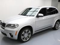This awesome 2013 BMW X5 4x4 comes loaded with the