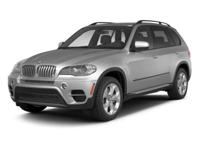 This 2013 BMW X5 xDrive35i is a One Owner vehicle with