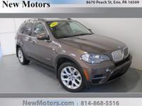 This outstanding example of a 2013 BMW X5 xDrive35i
