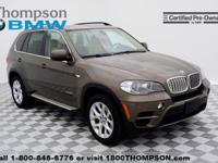 What are you waiting for? Step into the 2013 BMW X5