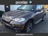 Prestige BMW is excited to offer this 2013 BMW X5. How