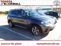Clean CARFAX. Space Gray Metallic 2013 BMW X5 xDrive50i
