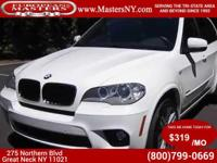 This Fantastic White 2013 BMW X5 xDrive 5.0I Sport