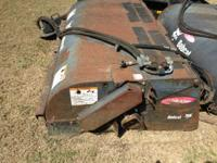 2013 Bobcat 72 in. Sweeper Used Bucket Sweeper Sweep
