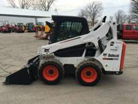 Skid Steers Wheel 7628 PSN . 2013 Bobcat S570