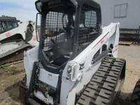 2013 Bobcat T630 2013 Low hour one owner Track Loader
