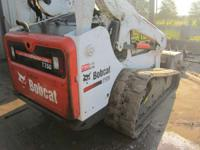 2013 Bobcat T750 Low Hour T750 Compact Track Loader