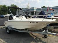 2013 Boston Whaler 150 Certified Pre-owned - 2 Year
