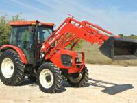 This tractor launches and terrific with only 156 hours!