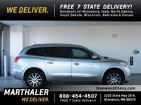 2013 Buick Enclave Leather Group 8-Way Power Driver