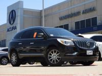Recent Arrival! 2013 Buick Enclave Leather Group Clean