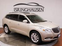 This loaded 2013 Buick Enclave in beautiful Champagne