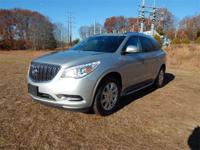 Navigation, Sunroof, Enclave Leather Group, GM