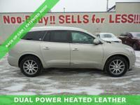 *** CLASSY AWD BUICK ENCLAVE 2013 *** THIRD ROW SEATING
