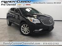 Options:  2013 Buick Enclave Premium|Carbon Black