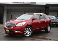 Options:  2013 Buick Enclave Premium Bose Premium