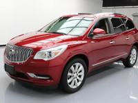 2013 Buick Enclave with 3.6L V6 Engine,Leather