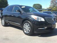 PREMIUM & KEY FEATURES ON THIS 2013 Buick Enclave