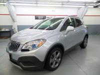 2013 Buick Encore Clean CARFAX. Priced below KBB Fair
